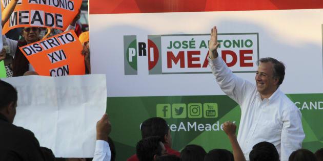 Acepta PRI cambiar nombre de coalición 'Meade Ciudadano por México'