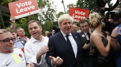 Amende pour la campagne pro-Brexit ayant enfreint la loi