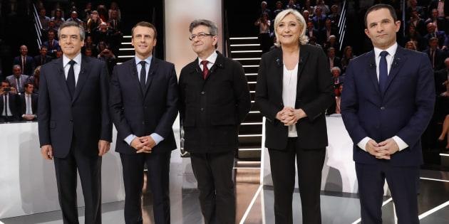 Anticor demande une enquête sur les comptes de campagne de Macron, Mélenchon, Le Pen et Hamon