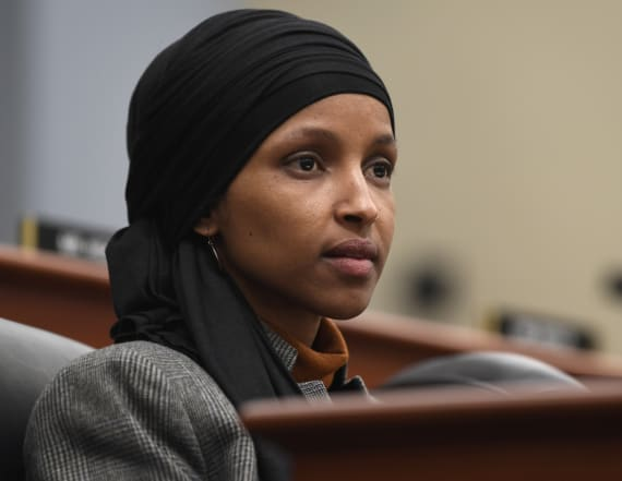 Ilhan Omar responds to racist chants at Trump rally