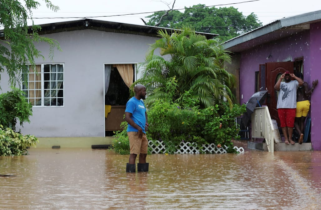 Puerto Rico to close schools as Tropical Storm Karen threatens flooding - AOL