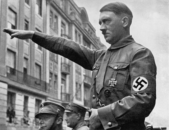 Teacher fired after giving Nazi salute to students