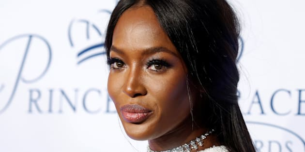 Naomi Campbell arrives for the 2016 Princess Grace Awards Gala in New York, October 24, 2016.  (REUTERS/Carlo Allegri)