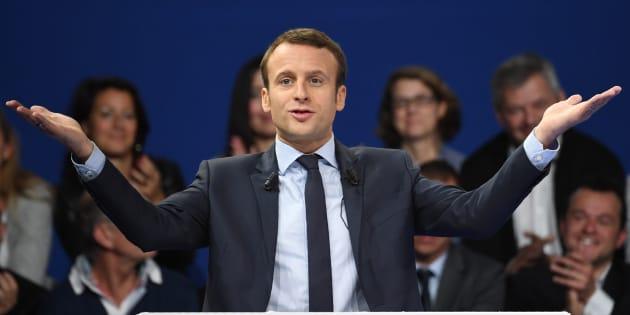 """Le début de mea culpa de Macron sur les anti-mariage gay """"humiliés"""""""