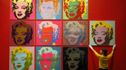Una Marilyn Monroe de Warhol será subastada por primera vez en