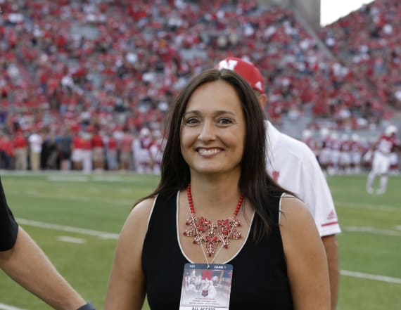 Arkansas State football coach's wife dies at age 49