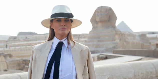 La note d'hôtel de Melania Trump complètement dingue