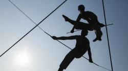 L'état de l'acrobate grièvement blessé dans le cadre du Festival Montréal Complètement Cirque