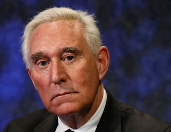 Roger Stone met with Russian during Trump campaign