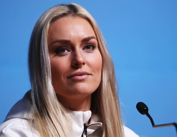 Vonn '99.9 percent sure' 2018 Olympics are her last