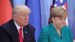 NATO MALE - Trump porta al vertice dell'Alleanza Atlantica la battaglia del 2%, ma punta al 4. E bisticcia con Angela Merkel...
