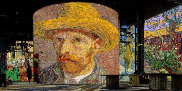 Parmi les nouvelles expositions à découvrir en 2019, l'Atelier des Lumières propose de parcourir l'oeuvre de Vincent Van Gogh à travers une exposition immersive.