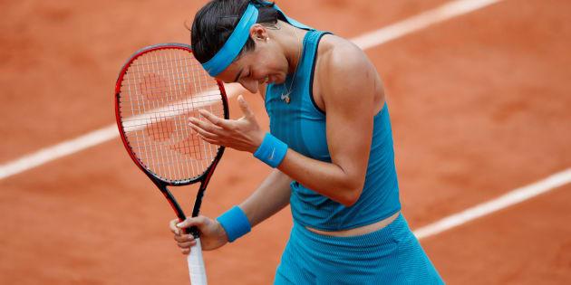 Roland-Garros: Caroline Garcia battue par Angelique Kerber, il n'y a plus de Français en lice.