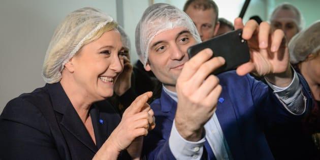 Législatives 2017: le beau-frère de Marine Le Pen et le frère de Florian Philippot candidats