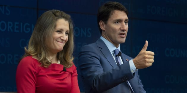 U.S., Canada agree on free trade pact