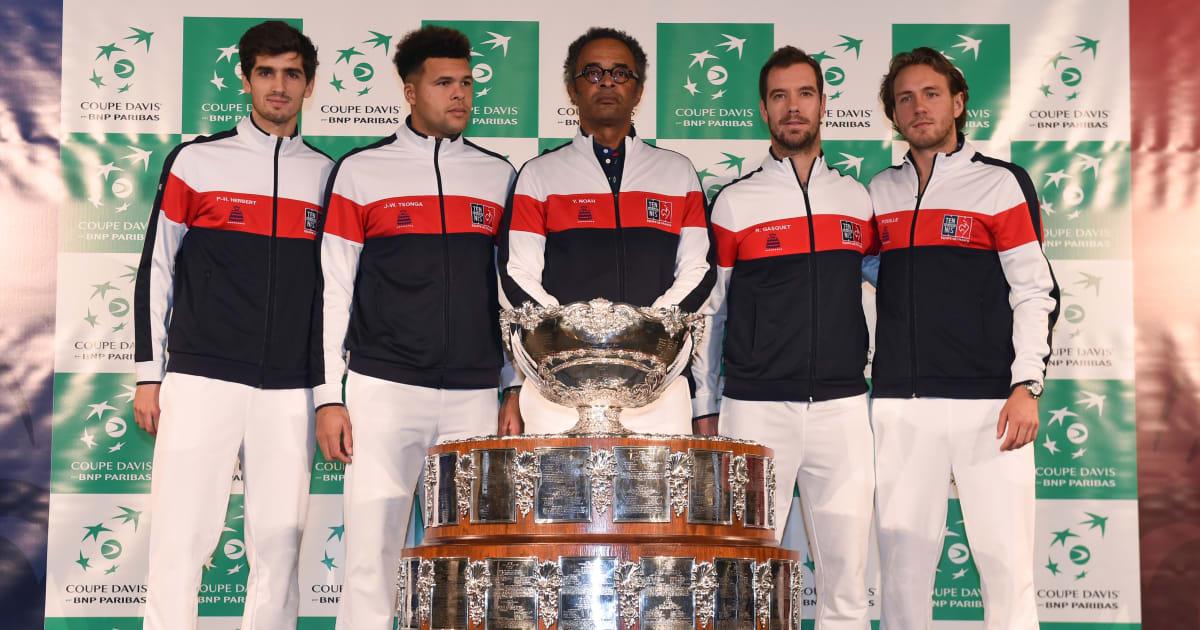 Finale de la Coupe Davis: la méthode française pour avoir un vivier de joueurs unique au monde