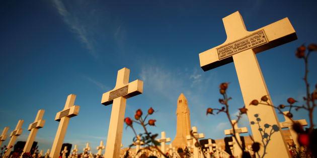 De Verdun à l'ossuaire de Douaumont, le centenaire de la Première guerre mondiale pourrait marquer la fin des commémorations d'une guerre de plus en plus lointaine.