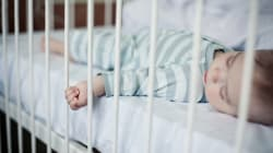 La mort subite d'un nourrisson pourrait avoir une origine
