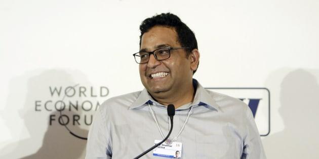 Vijay Shekhar Sharma, founder and chairman of One97 Communications Ltd., operator of PayTM.