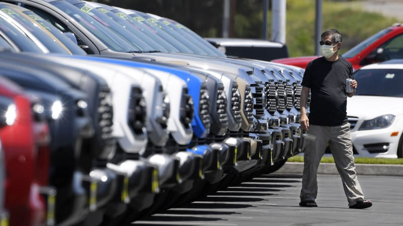 Pandemic car buying: Consumer strategies for the age of COVID-19 and beyond