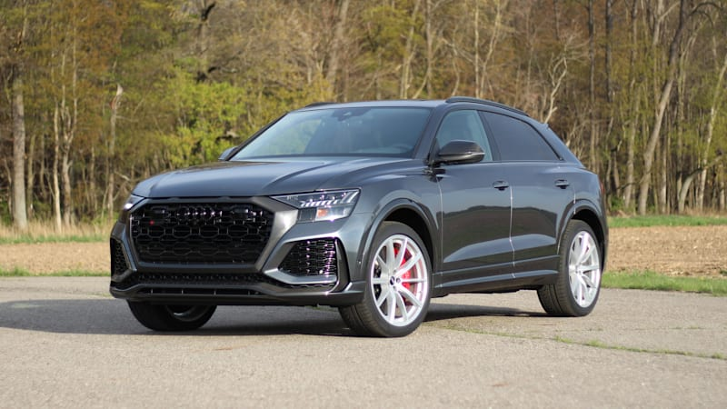 2021 Audi RS Q8 Road Test Review | The crossover coupe to get?