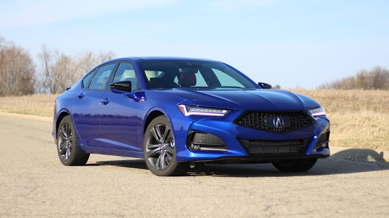 2021 Acura TLX A-Spec Long-Term Update | How's it handle?