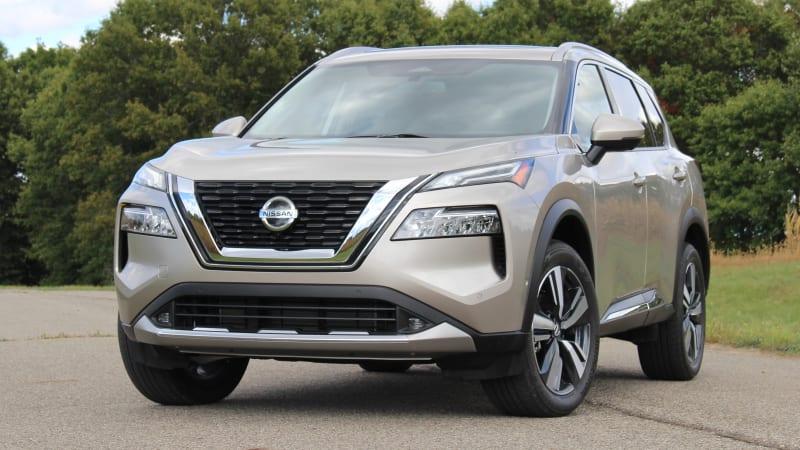 Nissan модернизирует исправление безопасности Rogue 2021 года после 2-звездочного рейтинга сбоев