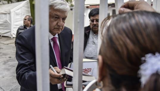 Si tiene usted una petición para López Obrador puede venir este día a esta