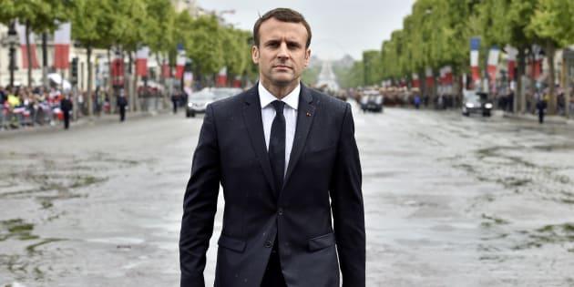 """""""6 points commun qui relient Emmanuel Macron et Louis-Napoléon Bonaparte""""."""
