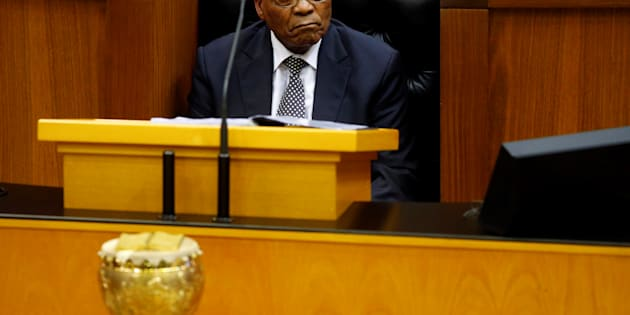 South Africa's ANC postpones decision on Zuma's fate