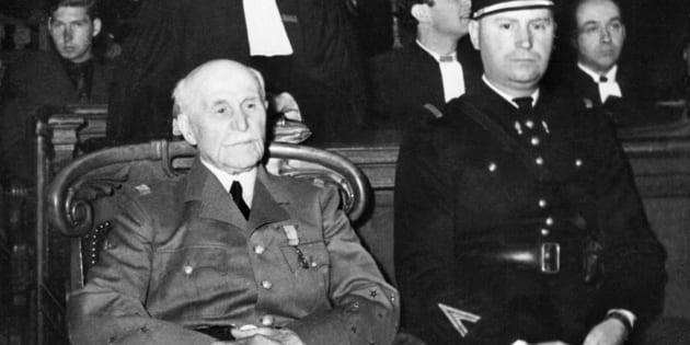 Comment rendre hommage au général Philippe Pétain, figure de la Première guerre mondiale, sans réhabiliter le Maréchal Pétain, frappé d'indignité nationale pour son rôle pendant la Seconde?