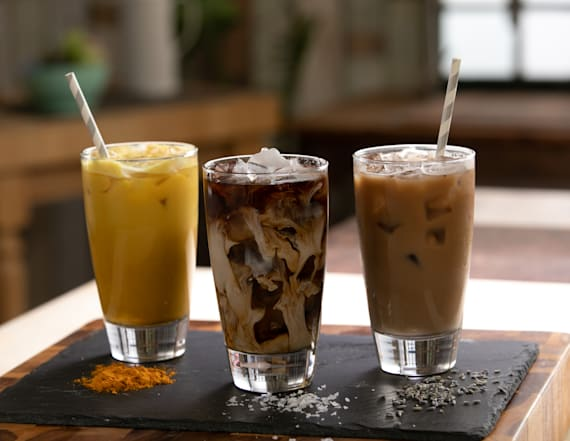 Best Bites: 3 twists on iced coffee and lattes