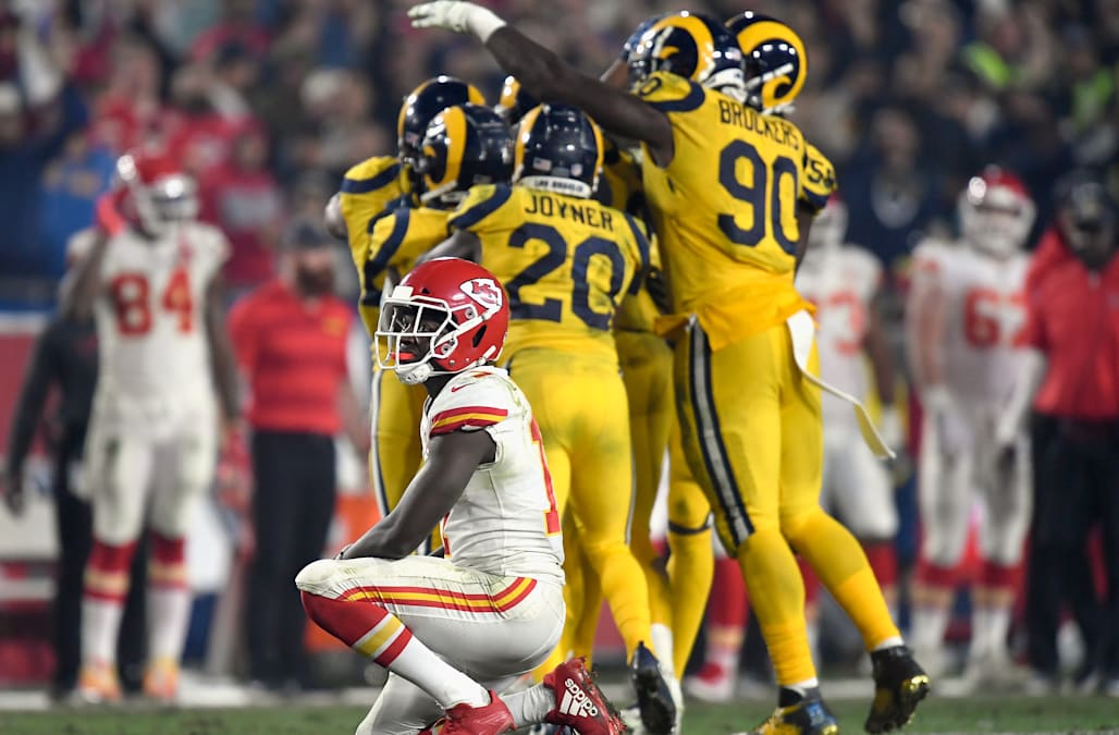 Image result for rams chiefs instant classic