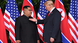 All Of The Best Photos From The Trump-Kim