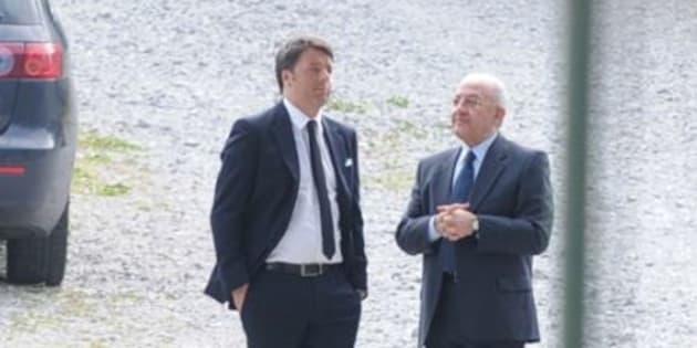 """Grasso apre al Pd e Fi: """"Disponibile a governo di scopo per modificare la legge elettorale"""""""