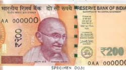 It's Official: RBI To Roll Out ₹200 Notes From 25