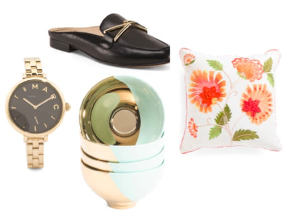 Everything we're buying from T.J. Maxx