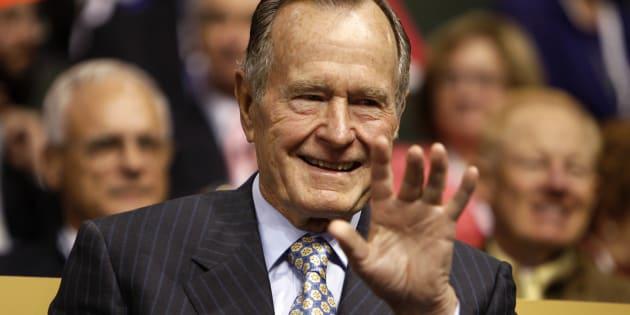 Ex-presidente americano foi responsável por conduzir a política externa no fim da Guerra Fria.