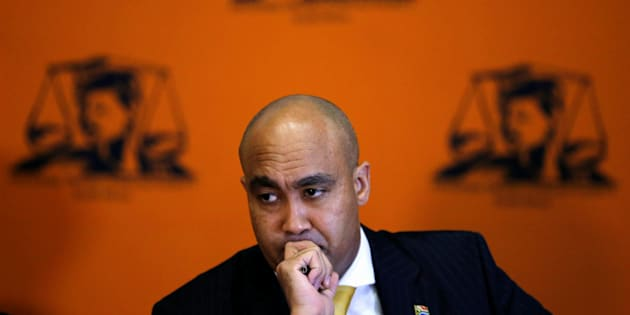 Head of the National Prosecuting Authority, Shaun Abrahams.