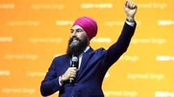 Jagmeet Singh Survives Leadership Vote With Overwhelming