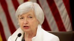 La Fed alza i tassi e prevede altre tre strette nel 2018. Finisce l'era della colomba Yellen (che stronca i