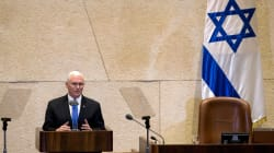 Mike Pence asegura en Jerusalén que embajada de EU abrirá en