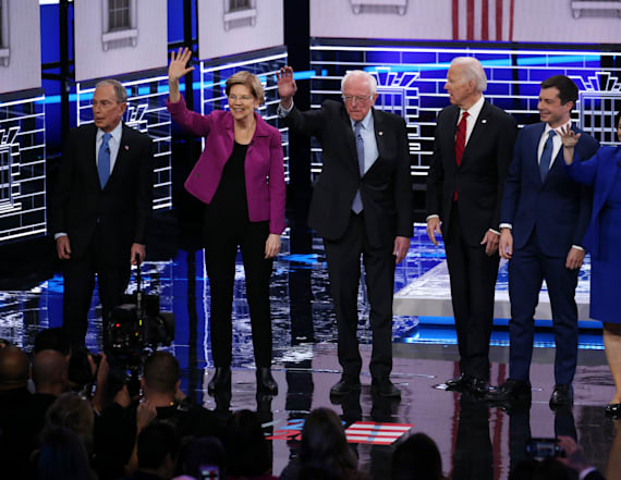 Knives are fully out ahead of tonight's Dem. debate