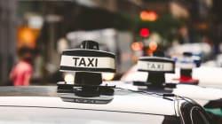 Les taxis obtiennent un montant de Québec à