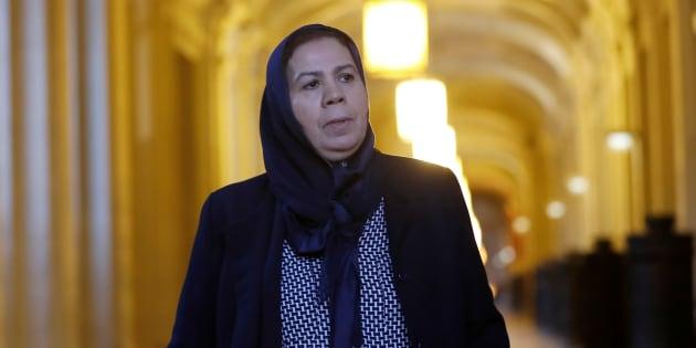 """Latifa Ibn Ziaten, la mère d'une des victimes de Mohamed Merah, s'est dite """"déçue"""" par le verdict."""