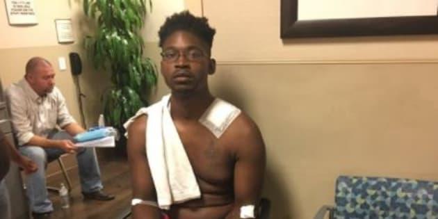 Jonathan Smith a sauvé la vie d'une trentaine de personnes lors de la tuerie de Las Vegas.