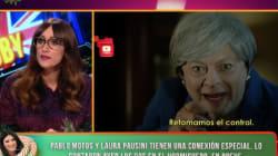 Ana Morgade, a Pablo Motos: