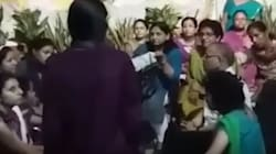 'You Sold The Victim's Modesty In The Market': BHU's VC Caught On Camera Lecturing Women