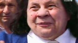 Muere Encarnita Rojas, la mujer que se hizo viral gracias a su Baptisterio