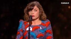 César: Blanche Gardin a osé le sketch sur le viol et les actrices qui couchent pour avoir un